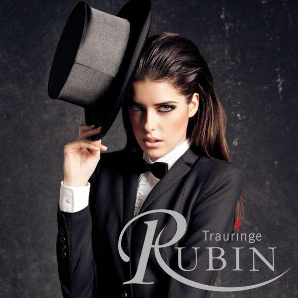 Rubin - Trauringe - Shadow Line R937