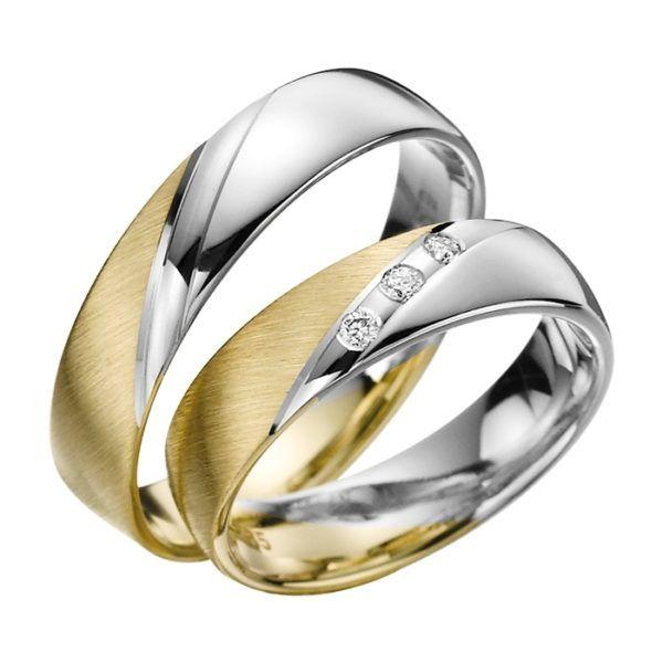 Eheringe - Adore Luxe - mit Diamanten - A36-0