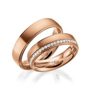 Rubin - Trauringe - Design - RU-1056-1-Rosegold