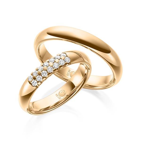 Rubin - Trauringe - Design - RU-1530-1-Rosegold