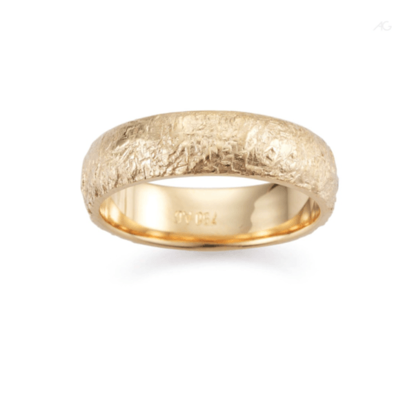 Gerstner Trauringe Morgenröte Design Brillant Diamant in Gold 3 farbig